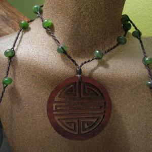 Good Fortune Pendant & Jade Necklace Project Idea