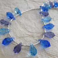 Ocean Drops Necklace Project