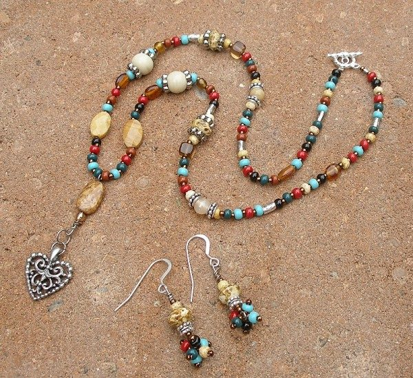 Navajo Mix Set Project