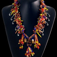 Flame Necklace Project