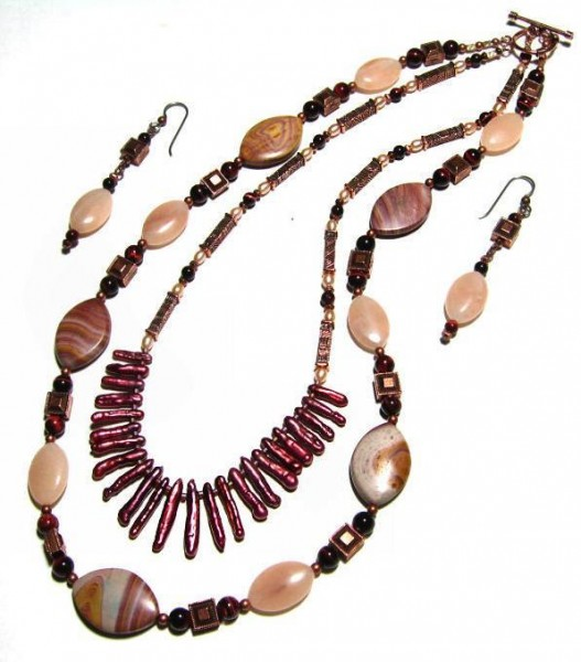 Marrakesh Express Necklace Set Project