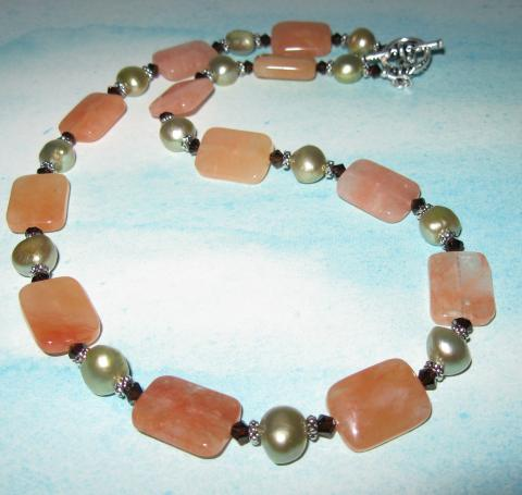 Red Aventurine Necklace Project