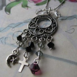 By The Light Of The Moon Necklace Project