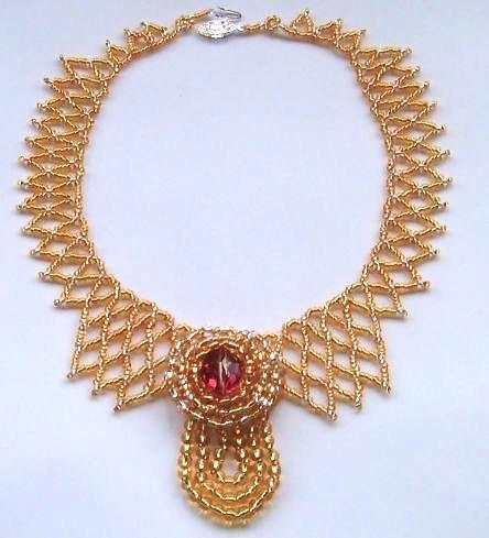 The Golden Empress Necklace Project