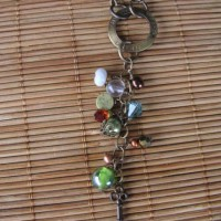 Earthy Charm Necklace Project