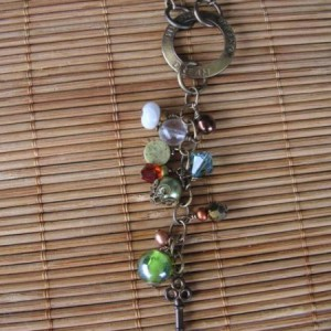 Earthy Charm Necklace Project Idea