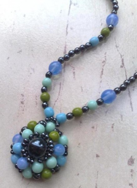 Olivia Necklace Project