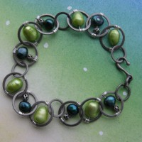 Orbital Rings Wire Wrapped Bracelet Project