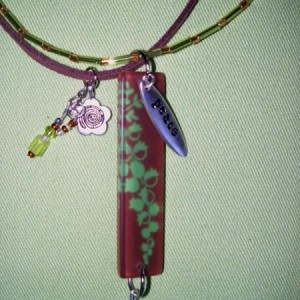 Peace + Beads = Happiness Project Idea