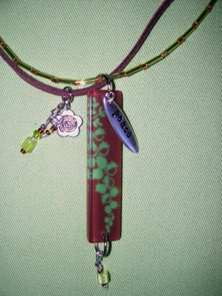 Peace + Beads = Happiness Project