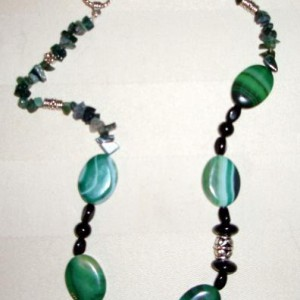 Tropical Rain Forest Necklace Project