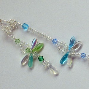 The Dragonflies Jewelry Idea