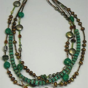 Jacqueline Necklace Project Idea