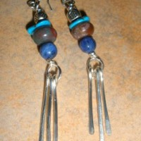 Mixed Stone Earrings Project