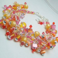 Colorful And Fun Beaded Bracelet Project