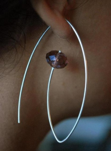 Contemporary Earring Project