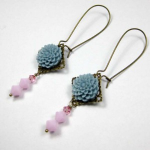Blossom Earrings Project