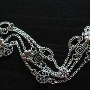 Chain Strands Bracelet Project Idea