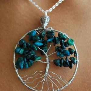 Tree Of Life Pendant Jewelry Idea