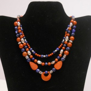 Southwestern Three Strand Necklace Project