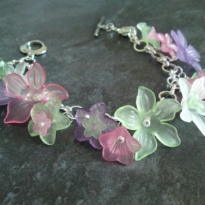 Summer Garden Bracelet Jewelry Idea