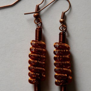 Bronze Age Earrings Project