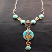 Dorian Necklace With Pendant Project