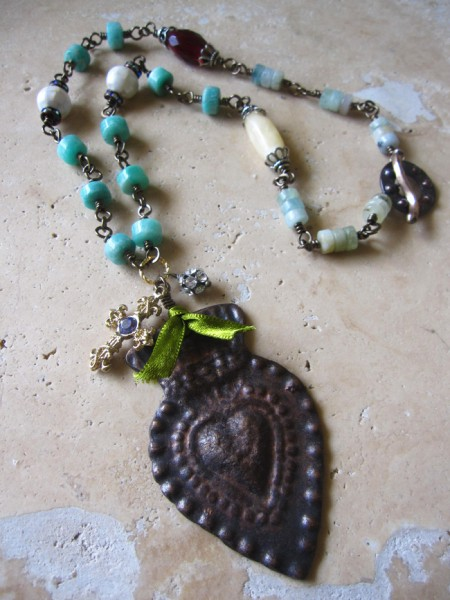 Milagro Necklace Project