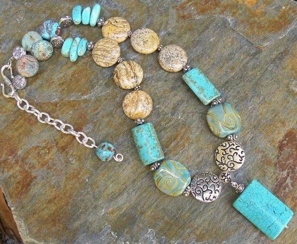 Marlee Turquoise Necklace Project