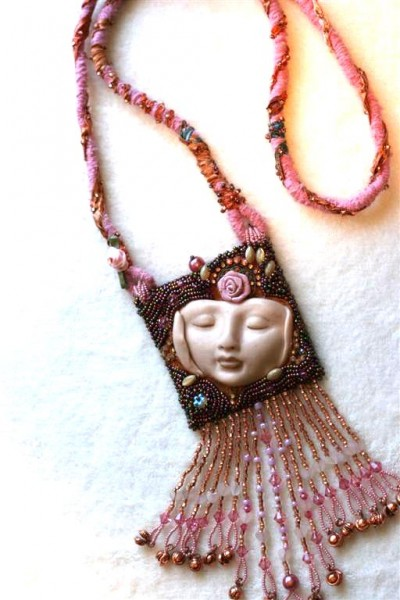 Pink Copper Goddess Project
