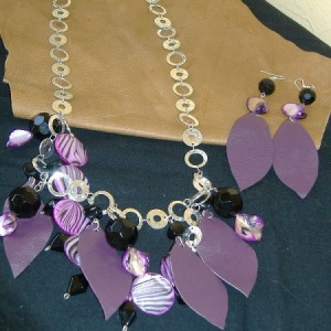 A Marriage In Purple Jewelry Idea