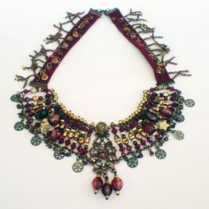 Palatial Bib Necklace Jewelry Idea