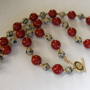 Red Sea Pearls Necklace Project