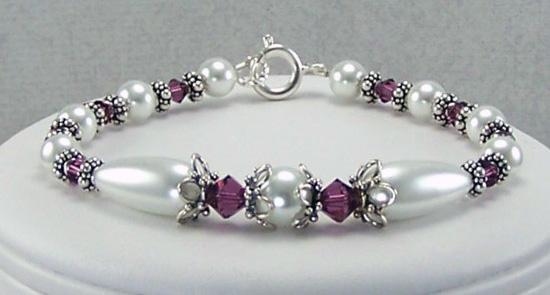Birthstone Bracelet Project