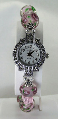 Beaded Watch Project