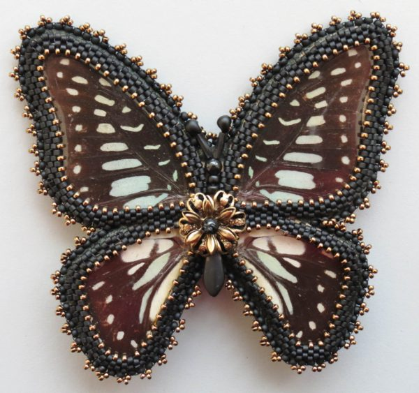 Butterfly Brooch Project